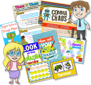 Free teaching resources, classroom games and activities