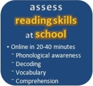 Assess Reading Skills At School